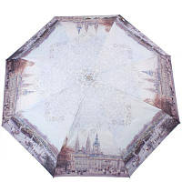 Складной зонт Lamberti Зонт женский автомат LAMBERTI (ЛАМБЕРТИ) Z74745-L1819A-0PB2