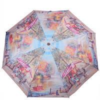 Складной зонт Lamberti Зонт женский автомат LAMBERTI (ЛАМБЕРТИ) Z74745-L1808A-0PB2