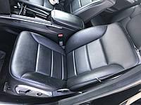 Салон шкіряний чорний Mercedes w164 ML-class, фото 1