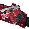 Зонт складаний de esse 3219 напівавтомат Горошки, фото 10