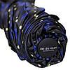 Зонт складной de esse 3220 полуавтомат Синий, фото 8