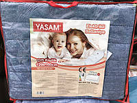 Электропростынь YASAM (Турция), размер 120 х 160 см с термо швом