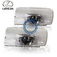 Lexus LED Welcome lamp with Logo