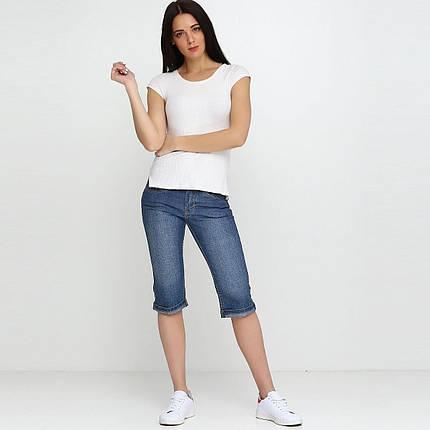 Женские джинсовые бриджи HIS HS686100 (36), фото 2