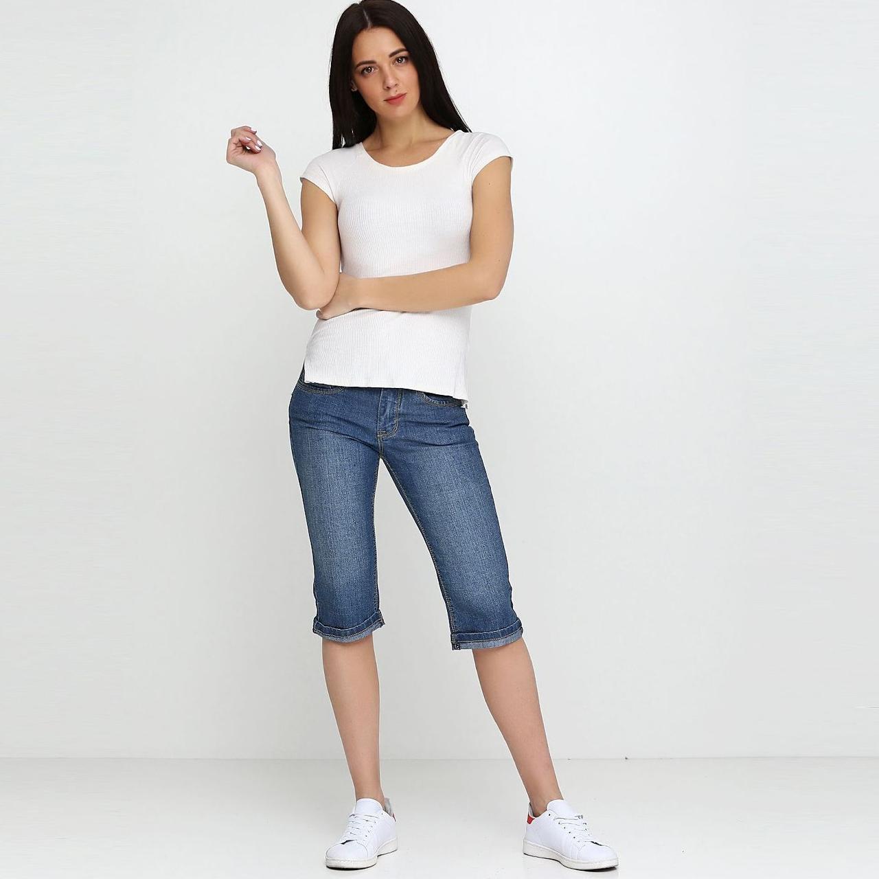 Женские джинсовые бриджи HIS HS686100 (36)