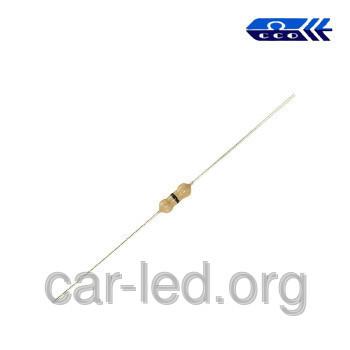 10 om (CF 1/4W) ±5% Pезистор выводной (в ленте)