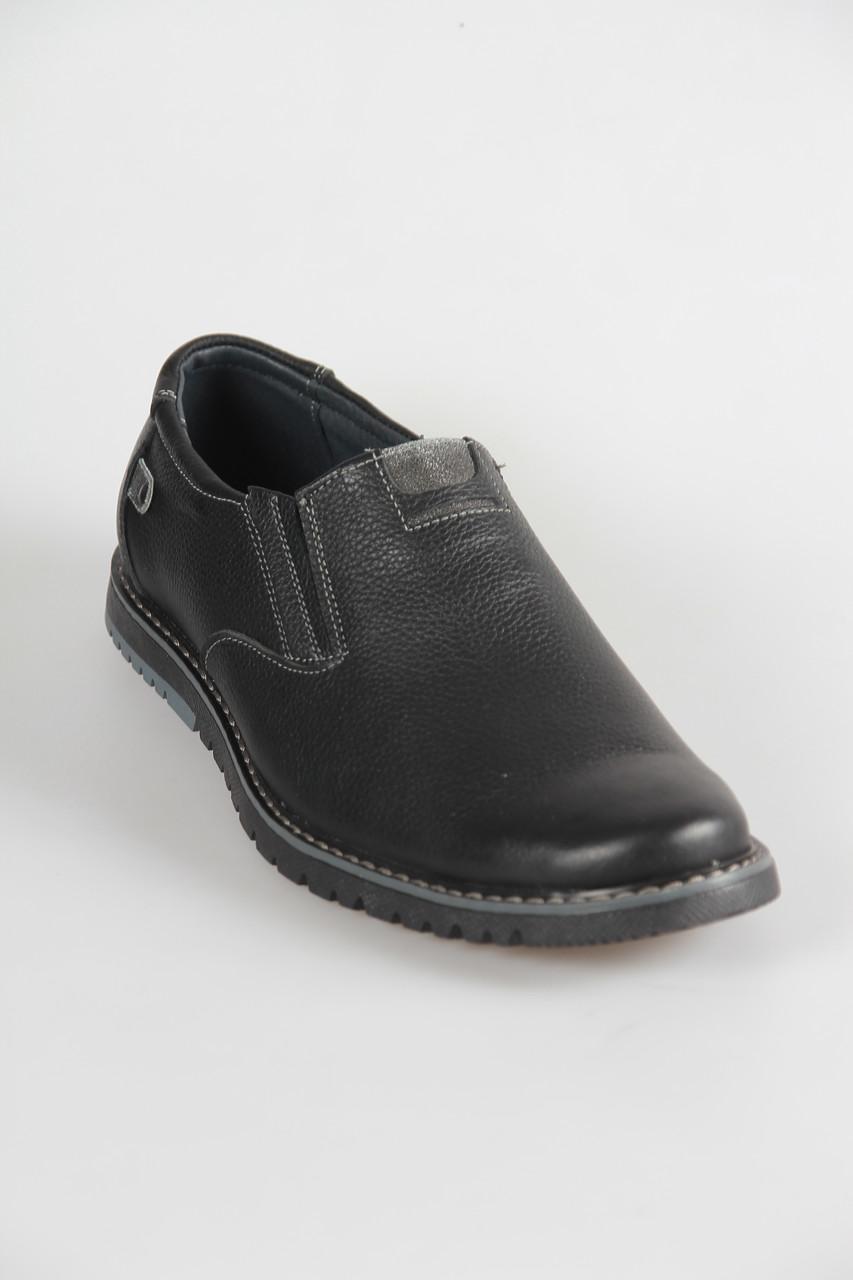 """Мужские кожаные туфли класс """" Комфорт"""""""