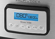 Ваккумная печь PROFICOOK PC-SV 1112 Sous Vide (су вид), фото 2