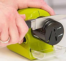 Электрическая Точилка Для Ножей И Ножниц , фото 3