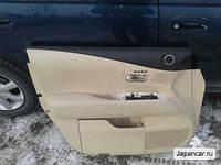 Lexus RX Обшивка левой двери