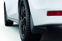 Toyota Corolla 2013 брызговики 4 шт