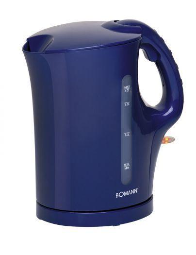 Електрочайник BOMANN WK 5011 синій