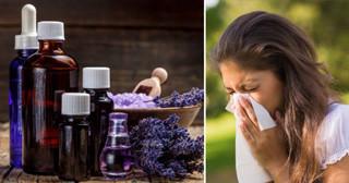 Эфирные масла от аллергии