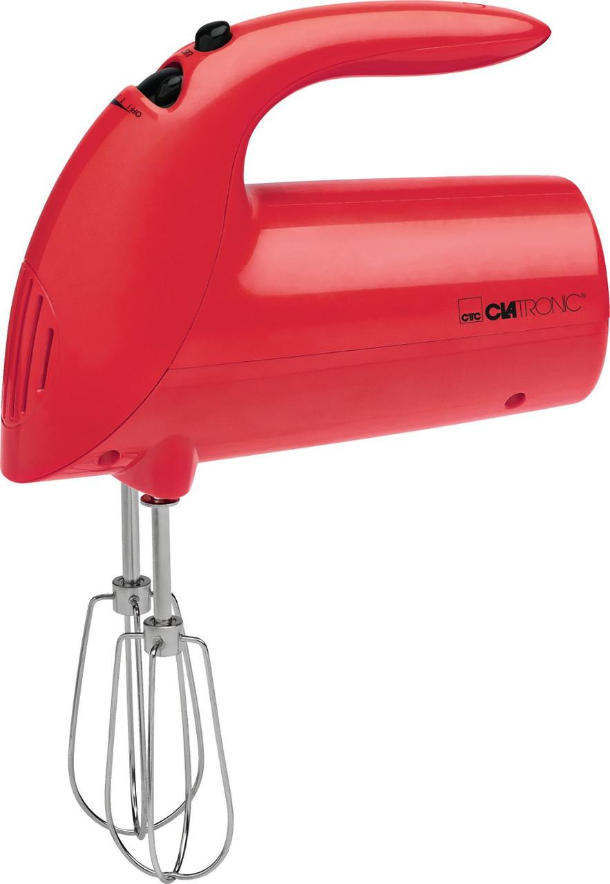 Міксер CLATRONIC HM 3014 червоний