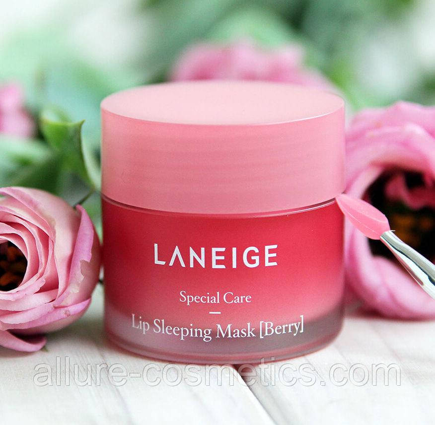 Ночная маска для губ LANEIGE Lip Sleeping Mask 3гр