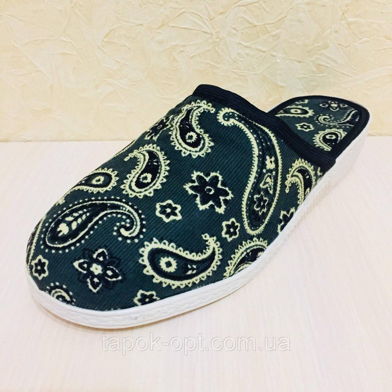 Домашняя женская обувь ПВХ подошва