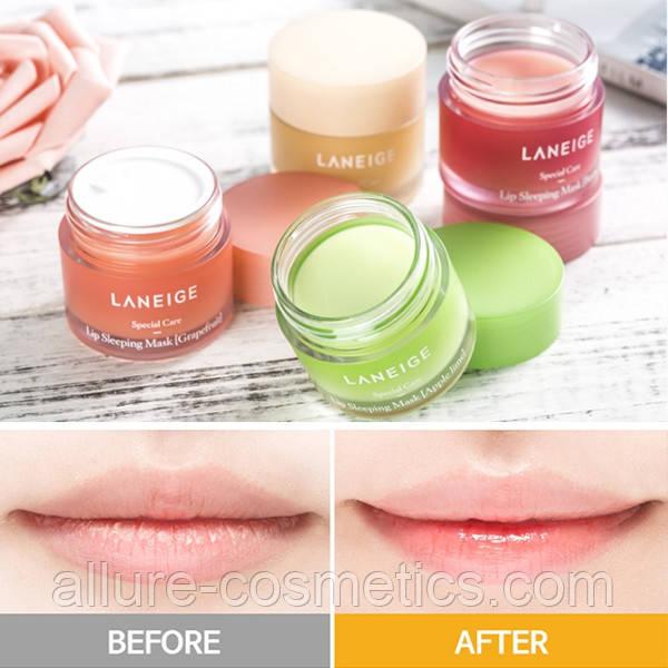 Ночная маска для губ LANEIGE Lip Sleeping Mask 20гр