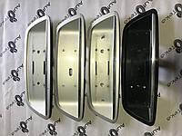 Накладка кришки багажника mercedes s-class w220, фото 1