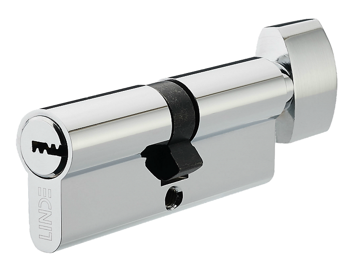A6P45/45T CP Цилиндр перфорированный ключ/поворотник