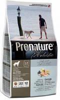 Корм Pronature Holistic (Пронатюр Холистик) для собак с лососем и коричневым рисом 13,6 кг