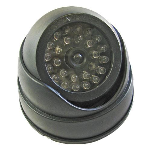 Муляж  купольной  камеры видеонаблюдения