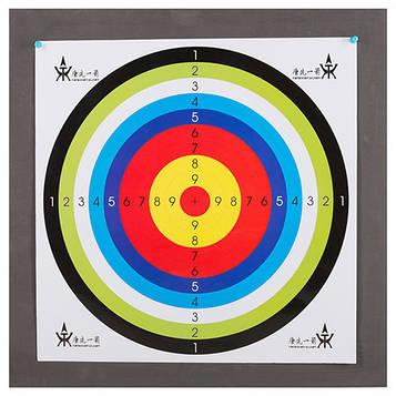 Мішень (стрелоулавливатель) ізолон блок 500*500*50мм