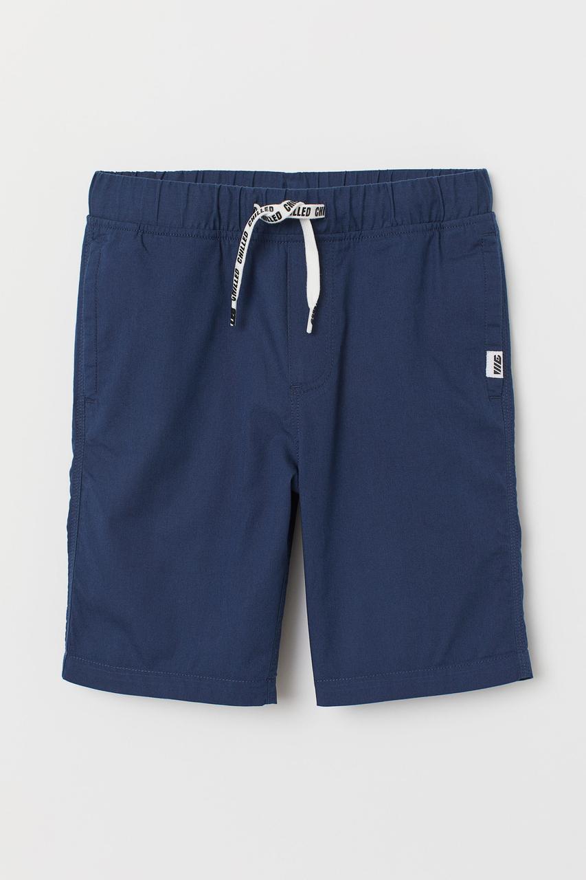 Шорты H&M темно-синие (SW-05)