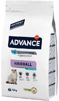 Advance (Эдванс) Cat Sterilized Hairball Корм для выведения шерсти у котов и кошек 1,5 кг