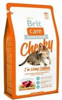Корм Brit Care (Брит Кеа) Cocco Gourmand для привередливых котов и кошек 2 кг