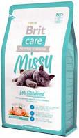 Brit Care (Брит Кеа) Missy Sterilised Корм для стерилизованных кошек 2 кг