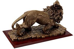 Скульптура Лев большой, фото 3