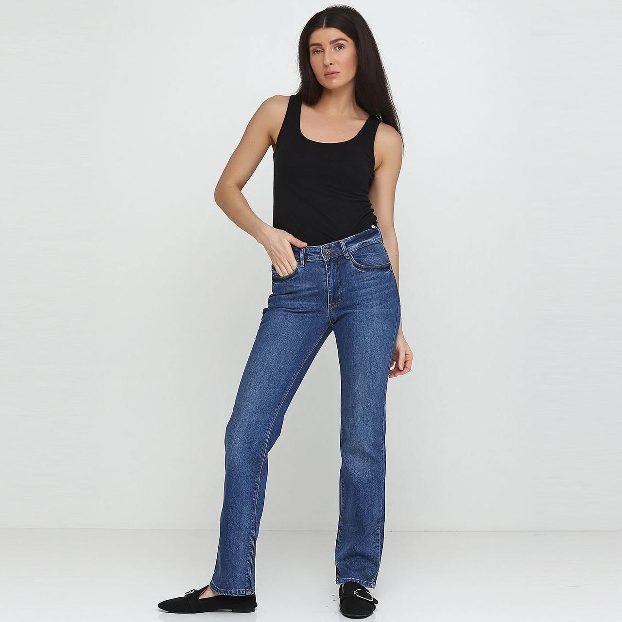 Женские джинсы HIS HS800203 (36W31L)