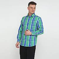 Мужская рубашка в клетку HIS HS828335