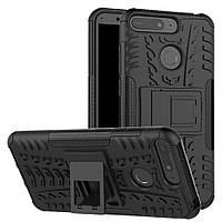 Чехол Armor Case для Huawei Y6 Prime 2018 Черный