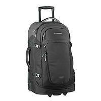 Сумка-рюкзак на колесах Caribee Voyager 75 Asphalt/Black, фото 1