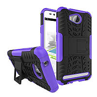 Чохол Armor Case для Huawei Y3 II Фіолетовий