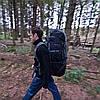 Рюкзак туристический Highlander Discovery 65 Blue, фото 9