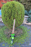 Аккумуляторный кусторез (триммер) Greenworks G40HT61 ( 22332 ) ( Кущоріз акумуляторний Greenworks  ), фото 8