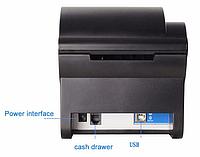 Мощный принтер этикеток и штрих-кодов
