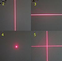 Лазерный уровень многофункциональный со штативом