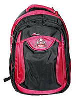 Рюкзак ортопедический для ноутбука красный Enrico Benetti (Голландия) 48011.618