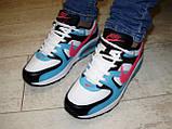 Кроссовки цветные реплика Air Max Т524, фото 6
