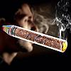 Удобная трубка стеклянная для курения