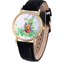 Годинники наручні жіночі Кольоровий метелик код 175