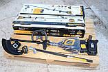 Аккумуляторный бесщеточный триммер,электрокоса, Poulan pro 40V PPB40T, Husqvarna, аналог Greenworks GD40BC, фото 3