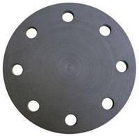 Фланцевая заглушка ПВХ 450