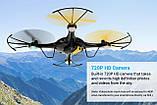 Квадрокоптер Tenergy Syma X5UW Wifi FPV с двумя аккумуляторами, фото 7
