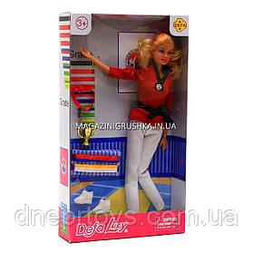Лялька Defa каратистка для дівчинки 8371