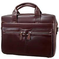 16108c8e5832 Сумка повседневная ETERNO Кожаная мужская сумка с карманом для ноутбука  ETERNO (ЭТЭРНО) RB-
