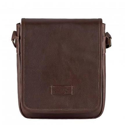 Мужская сумка из натуральной кожи Vittorio Safino, фото 2